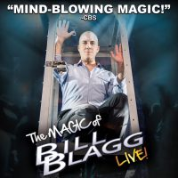 The Magic of Bill Blagg LIVE!