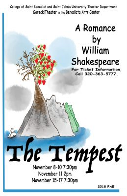 The Tempest, William Shakespeare's Last Play