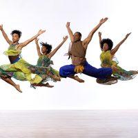 Ronald K Brown Public Dance Class