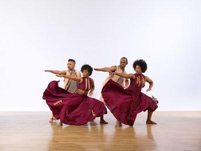 Faith Journey Workshop with Choreographer Ronald K...