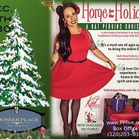 HOME FOR THE HOLIDAYS – A Kat Perkins Christmas