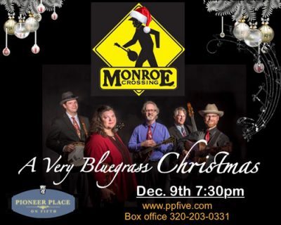 Monroe Crossing: A Very Bluegrass Christmas