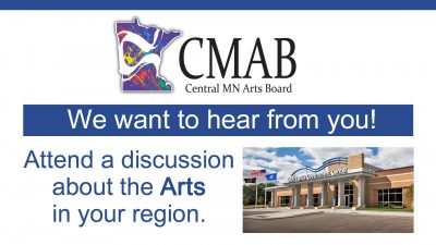 Discussion About Arts Needs in Sauk Rapids