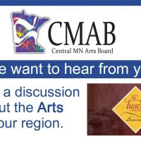 Discussion About Arts Needs in Saint Cloud