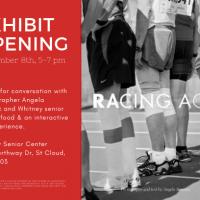 Racing Age Exhibit Opening