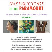 Instructors of the Paramount