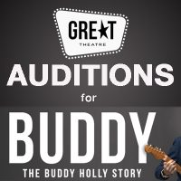 AUDITIONS! The Buddy Holly Story