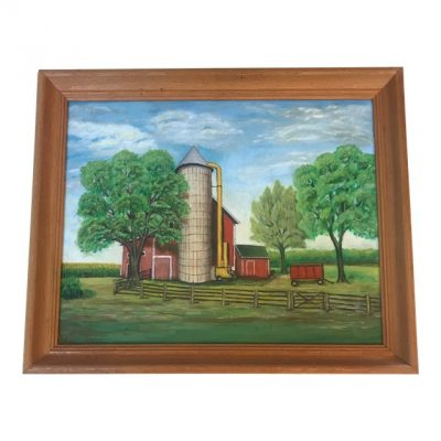 Drawing/Painting Class: Landscapes and Homesteads