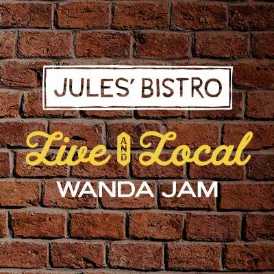 Live & Local at Jules': Wanda Jam