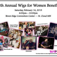 The 7th Annual Wigs for Women Benefit
