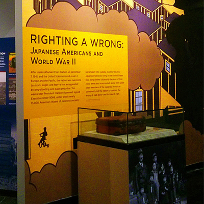 Righting a Wrong: Japanese Americans And World War...