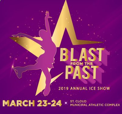 """Blast from the Past"" Ice Show"