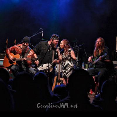 Devon Worley Band in Albany