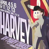 Harvey; Spring Dinner Theatre