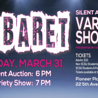 Cabaret Silent Auction & Variety Show