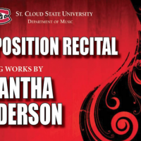 Composition Recital Featuring Works by Samantha Gunderson