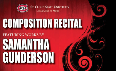 Composition Recital Featuring Works by Samantha Gu...