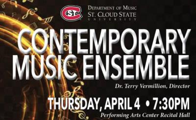 SCSU Contemporary Music Ensemble