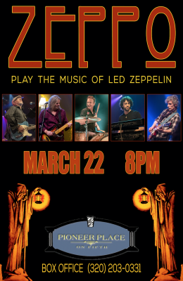 Led Zeppelin Tribute - ZEPPO