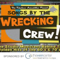 Fabulous Armadillos Present Songs by the Wrecking Crew