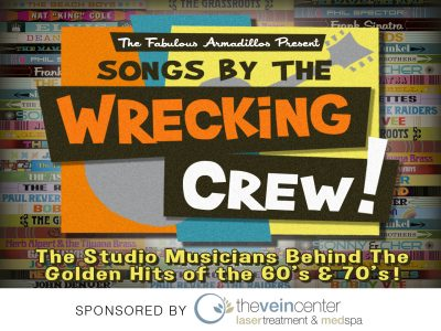 Fabulous Armadillos Present Songs by the Wrecking ...