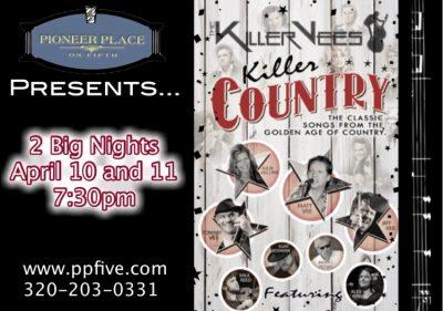 The Killer Vees Present: Killer Country