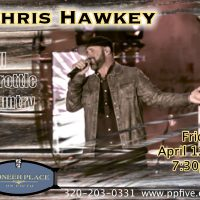 Chris Hawkey FULL BAND