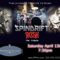 Spindrift - A Tribute to Rush
