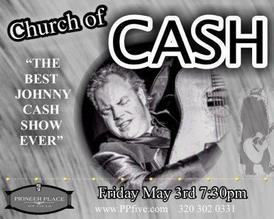 The Church of Cash - Johnny Cash Show