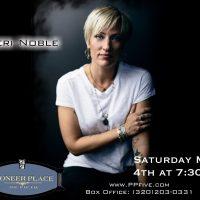 Keri Noble in Concert