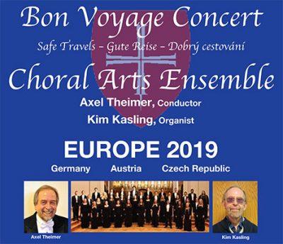 Bon Voyage Concert
