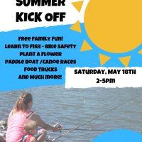 Summer Kick Off at Lake George