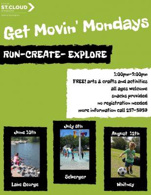 Get Movin' Mondays