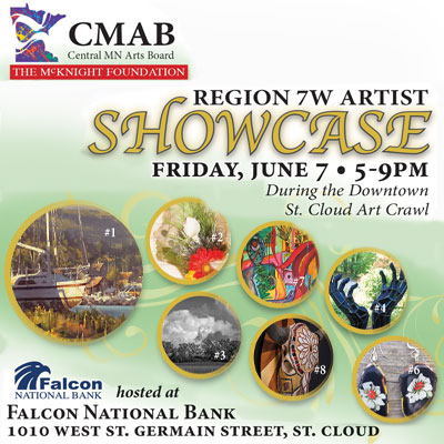 Region 7W Artist SHOWCASE
