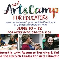 Arts Camp for Educators