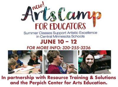 Arts Camp for Educators