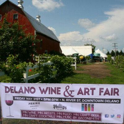Delano Wine & Art Fair