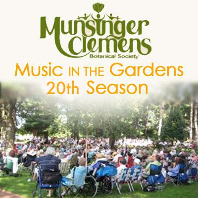 Music In the Gardens: Granite City Brass