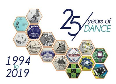North Crest: 25 Years of Dance