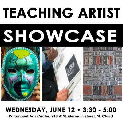 Teaching Artist Showcase