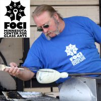 FOCI Mn Center for Glass Arts Demonstrations