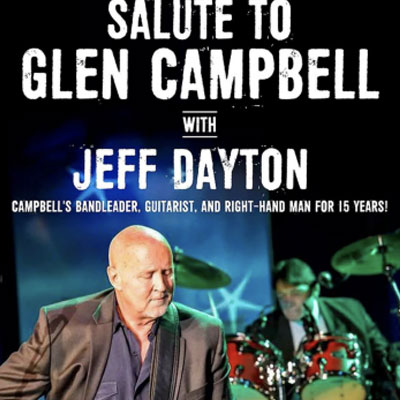 Salute to Glen Campbell featuring Jeff Dayton