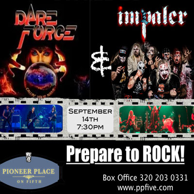 Dare Force and Impaler Co Bill