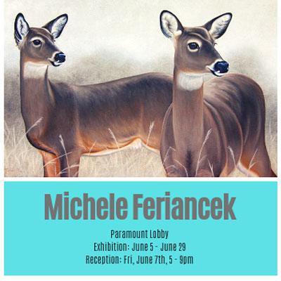 Michele Feriancek: Spirit Animals