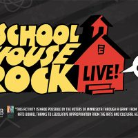 Broadway in the Park: School House Rick Jr.