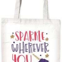 Once Upon a Unicorn Week: Tote Bag