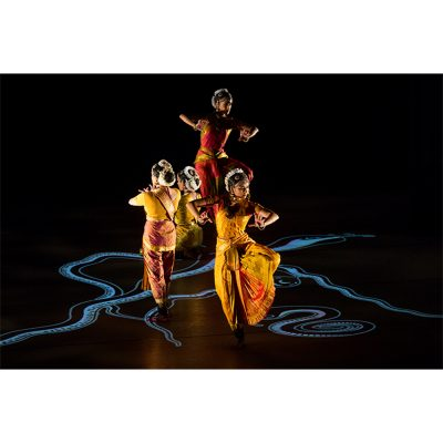Ragamala Dance Company - Written in Water