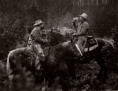 Michael Crouser Mountain Ranch: Traditional Images of Traditional Lives