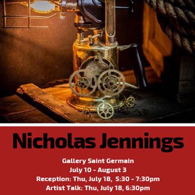 Nicholas Jennings: Capitalist Delusion
