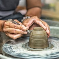 Pottery Sampler